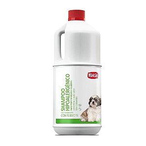 Shampoo Hipoalergênico 1L Peles Sensíveis e Filhotes - Ibasa