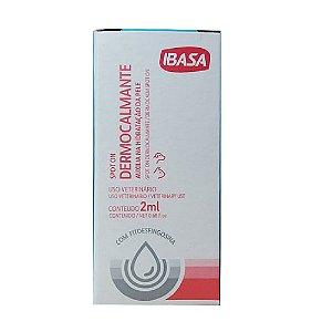 Dermocalmante Spot-On Ampola Hidratante 2ml - Ibasa