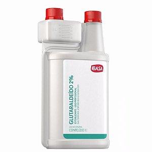Glutaraldeido 2% Esterilizante Uso Profissional 1l - Ibasa
