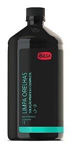 Solução Limpa Orelhas Uso Profissional 1l - Ibasa