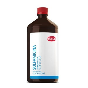 Antibiótico Sulfamicina Oral 1l - Ibasa