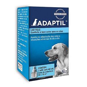 Adaptil Refil 48ml Auxilia na Adaptação dos Cães - Ceva