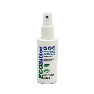 Ecobitter Spray 100ml Amargante Educador - Ecovet