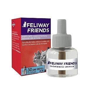 Feliway Friends Refil 48ml Diminuição de Conflitos - Ceva