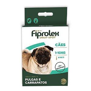 Antipulgas Fiprolex Para Cães Até 10kg - Ceva