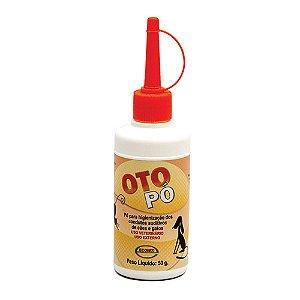 Higienizador Oto Pó 50g - Ecovet