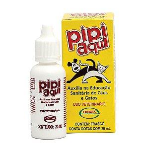 Educador Sanitário Pipi Aqui 20ml - Ecovet