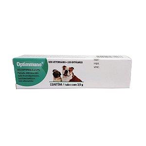 Pomada Oftálmica Optimmune 3,5g - MSD