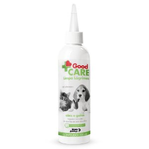 Good Care limpa lágrimas 100ml - Mundo Animal