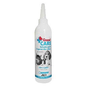 Good Care Solução para Limpeza dos Olhos 100ml - Mundo Animal