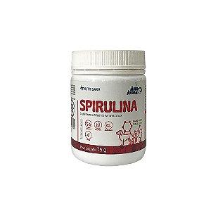 Suplemento Vitamínico Nutrisana Spirulina 75g - Mundo Animal