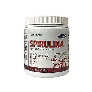 Suplemento Vitamínico Nutrisana Spirulina 250g - Mundo Animal
