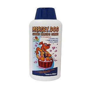 Sabão Líquido Condicionador Antipulgas 500ml - Mersey