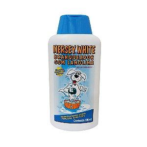 Sabão Líquido Branqueador White 500ml - Mersey