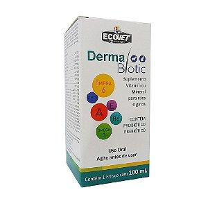 Suplemento Vitamínico Dermabiótico 100ml - Ecovet