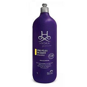 Shampoo Hydra PRO Pelos Oleosos Diluição 1:10 1L - Pet Society