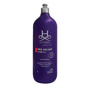 Shampoo Hydra Pró-Volume Diluição 1:4 1L - Pet Society