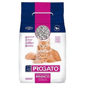 Areia Higiênica Branca Para Gatos 1,8kg - ProGato