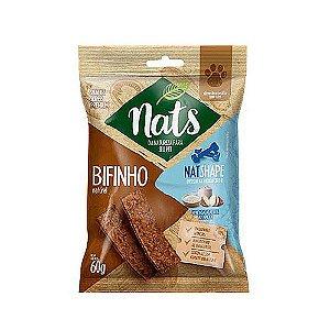Snack Bifinho Natural NatShape 60g - Nats