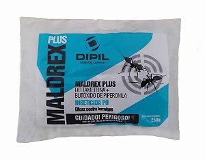 Maldrex Plus Pó Inseticida 250g - Dipil