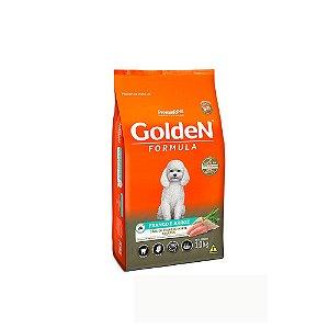 Alimento Para Cães Golden Fórmula Frango & Arroz Raças Pequenas Adultas 1kg - PremierPet