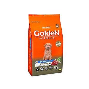 Alimento Para Cães Golden Fórmula Carne & Arroz Filhotes 3kg - PremierPet