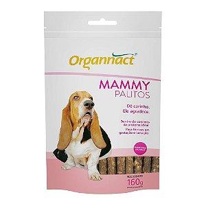 Suplemento Vitamínico Organnact Mammy Palitos 160G