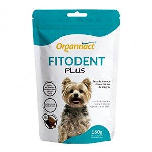Suplemento Vitamínico Organnact Fitodent plus Palitos 160G