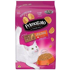 Ração Gatos Primogato Premium Adultos Carne e Frango 500g - Hercosul