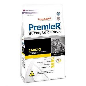 Ração Terapêutica Super Premium Premier Nutrição Clínica Cães Adultos Cardio 10,1kg - PremierPet