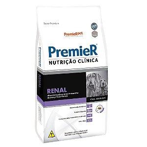 Ração Terapêutica Super Premium Premier Nutrição Clínica Cães Adultos Renal 2kg - PremierPet