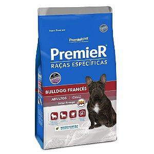 Ração Super Premium Premier Raças Específicas Bulldog Francês Adultos Sabor Frango 2,5kg - PremierPet