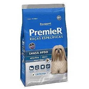 Ração Super Premium Premier Raças Específicas Lhasa Apso Adultos Sabor Frango 7,5kg - PremierPet
