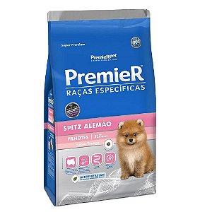 Ração Super Premium Premier Raças Específicas Spitz Alemão Filhotes Sabor Frango 1kg - PremierPet