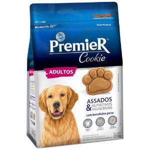 Biscoito Premier Cookie Cães Adultos 250g