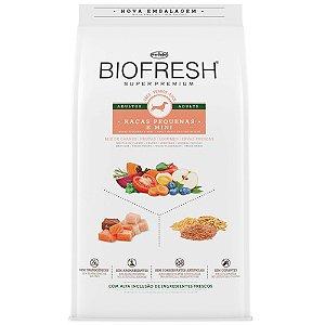 Ração Biofresh Adultos Raças Pequenas e Minis 15kg