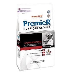 Ração Terapêutica Super Premium Premier Nutrição Clínica Cães Adultos e Filhotes Gastrointestinal Raças Pequenas 10,1kg - PremierPet
