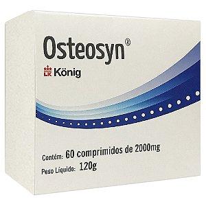 Osteosyn 2000mg 60 Comprimidos Konig