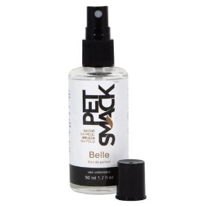 Perfume Pet Smack Belle 50ml Para Cães e Gatos