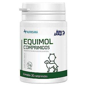 Equimol Nutrisana 30 Comprimidos 48g - Mundo Animal
