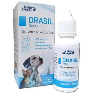 Drasil 20ml - Mundo Animal