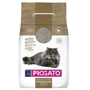 Areia Higiênica Progato Premium Para Gatos 4kg