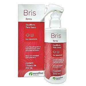 Hidrtante Bris Equilíbrio Pele Seca Spray 200ml - Ourofino