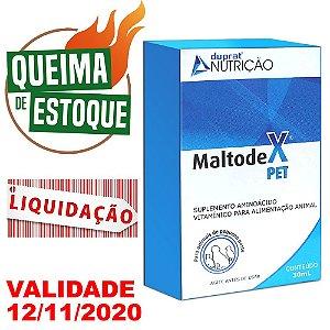 Maltodex Pet 30ml - Duprat - LIQUIDAÇÃO (VAL.12/11/20)