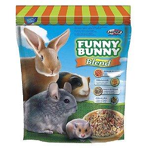 Ração Supra Funny Bunny Blend Coelhos Pequenos Roedores 500g