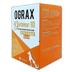 Ograx Derme 10 - Avert 30 Capsulas