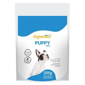 Organnact Puppy Dog Sachê 200G