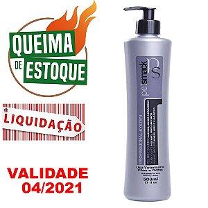 Shampoo Pelos Escuros 500ml - Pet Smack - LIQUIDAÇÃO