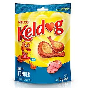 Snack Kelbits Keldog Tender 65g - Kelco