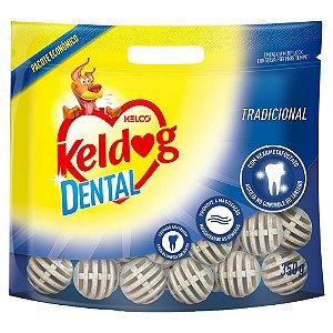 Keldog Dental Bolinha 350g - Kelco